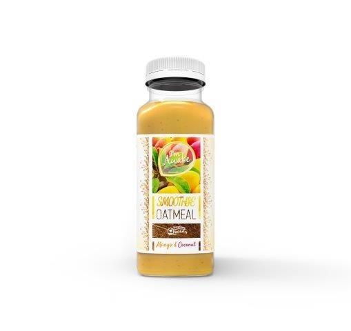 Productafbeelding Smoothie Oatmeal Mango & Kokos