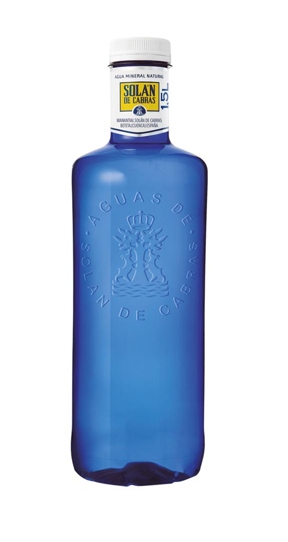 Productafbeelding Solan de Cabras mineraalwater 1,5L fles