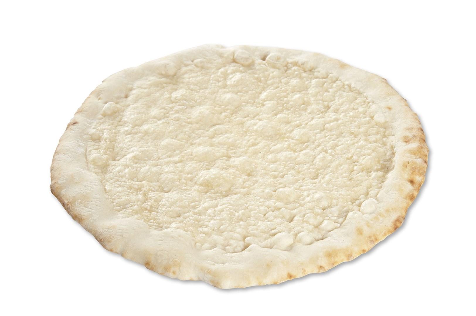 Productafbeelding Italian Pizza Base - Bianco 29cm-230g-5x5 stuks
