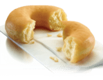 Productafbeelding Dawn Plain Donut (72 st)
