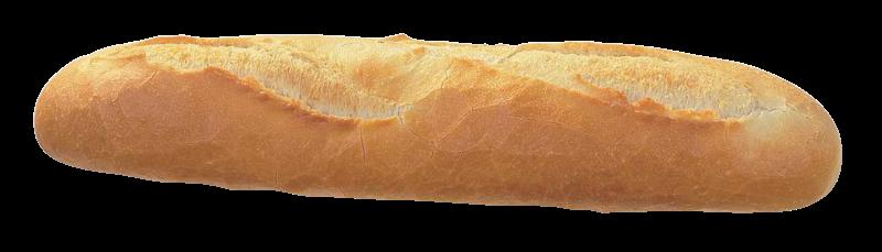 Productafbeelding B19 Halve baguette wit 130g