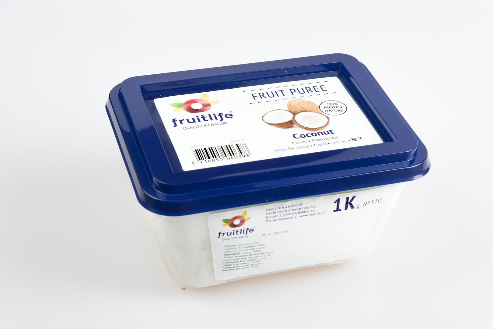 Productafbeelding FLP Cocospuree 1 Kg (6)