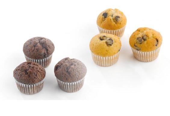 Productafbeelding A232 Mixed box mini muffins