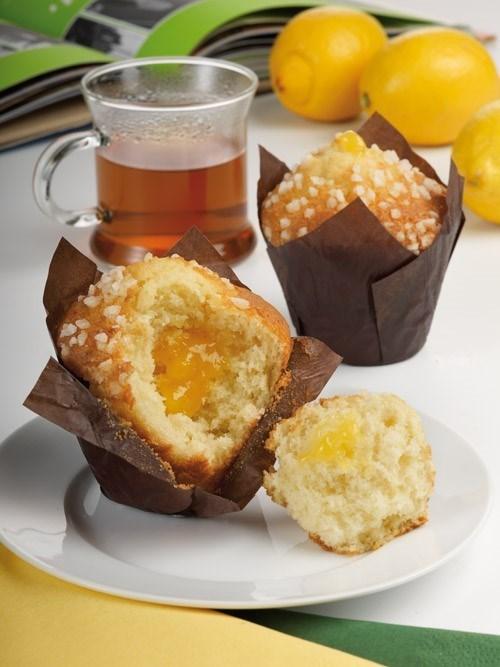 Productafbeelding Lemon filled tulip muffin