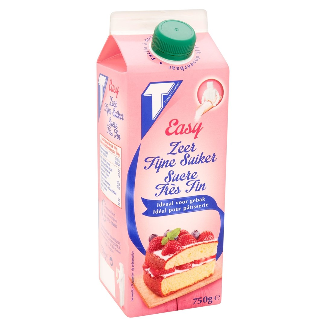 Productafbeelding Easy Zeer Fijne suiker in pak 750g