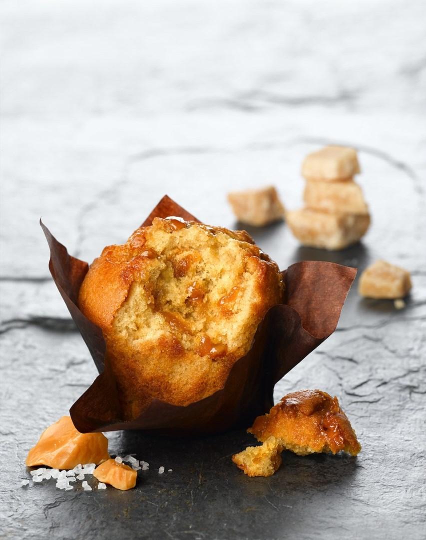 Productafbeelding Dawn Salted Caramel Muffin 15 stuks doos