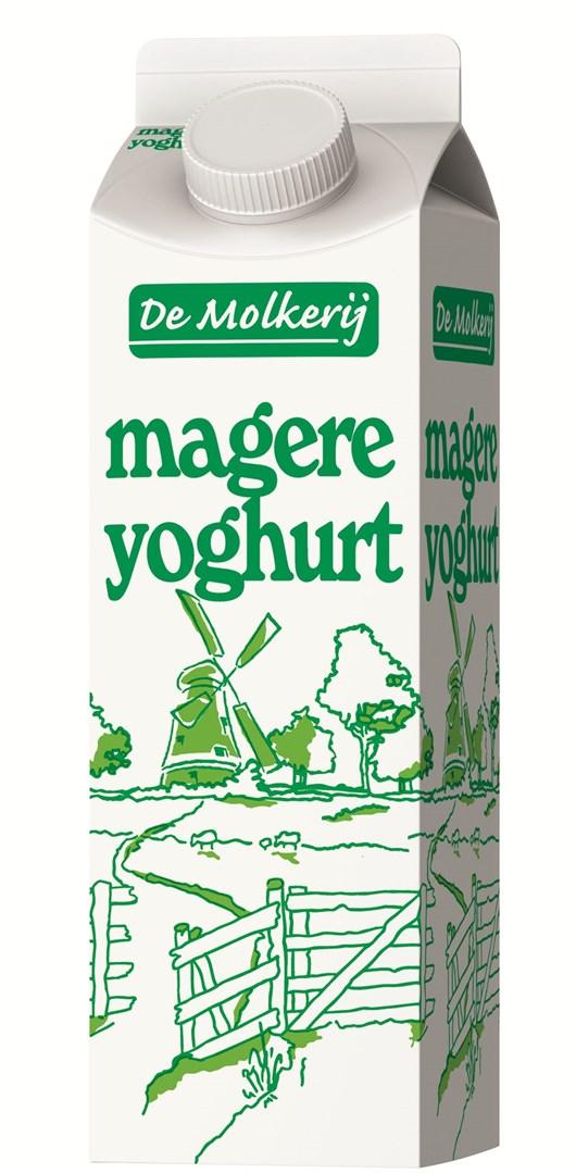 Productafbeelding De Molkerij Magere Yoghurt 1L