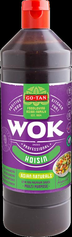 Productafbeelding Go-Tan Woksaus Hoisin 1000ml Asian Naturals