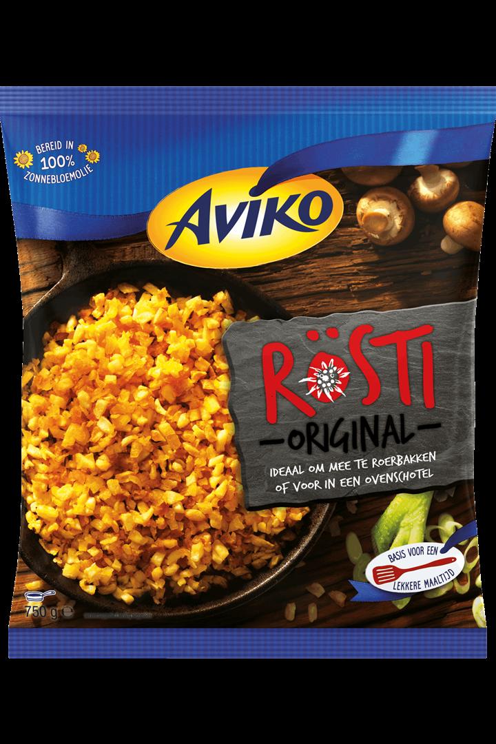 Productafbeelding Aviko Rösti Original 750g
