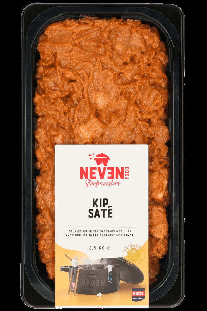 Productafbeelding Neven Food kip saté 2,5kg