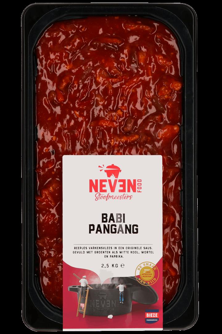 Productafbeelding Neven Food Babi Pangang 2,5kg