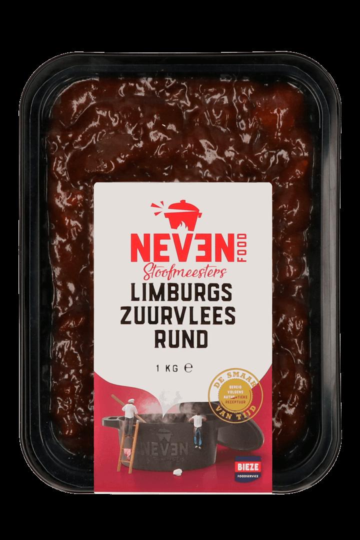Productafbeelding Limburgs zuurvlees rund 1kg