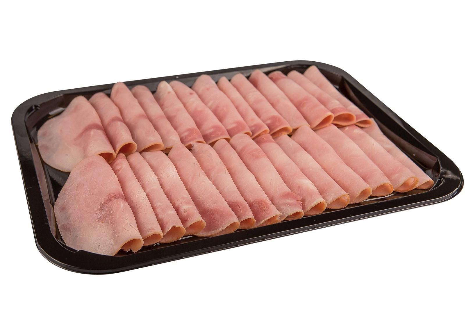 Productafbeelding Ham dubbelgev 30plaks BLK* V