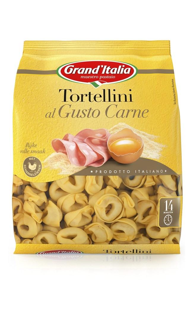 Productafbeelding Grand'Italia Pasta Tortellini al Gusto Carne 440 g Zak
