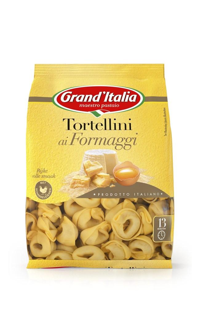 Productafbeelding Grand'Italia Pasta Tortellini ai Formaggi 220 g Zak