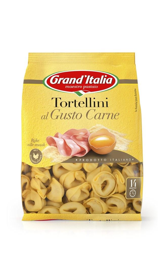 Productafbeelding Grand'Italia Pasta Tortellini al Gusto Carne 220 g Zak