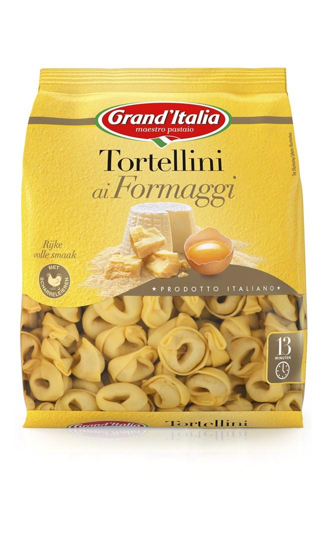 Productafbeelding Grand'Italia Pasta Tortellini ai Formaggi 440 g Zak