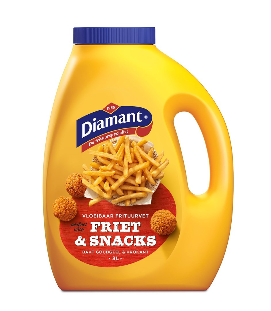 Productafbeelding Diamant Friet&Snacks S.P.  3L