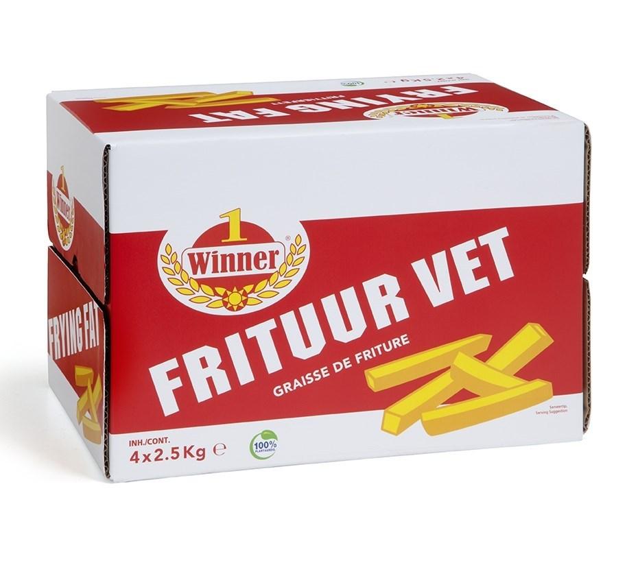 Productafbeelding Winner Frituur Vet Vast 4X2,5 KG