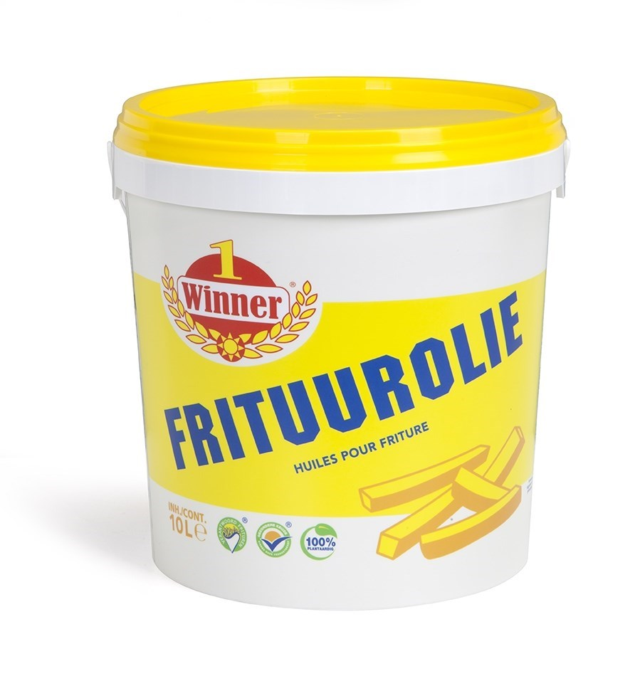Productafbeelding Winner Frituurolie 10L
