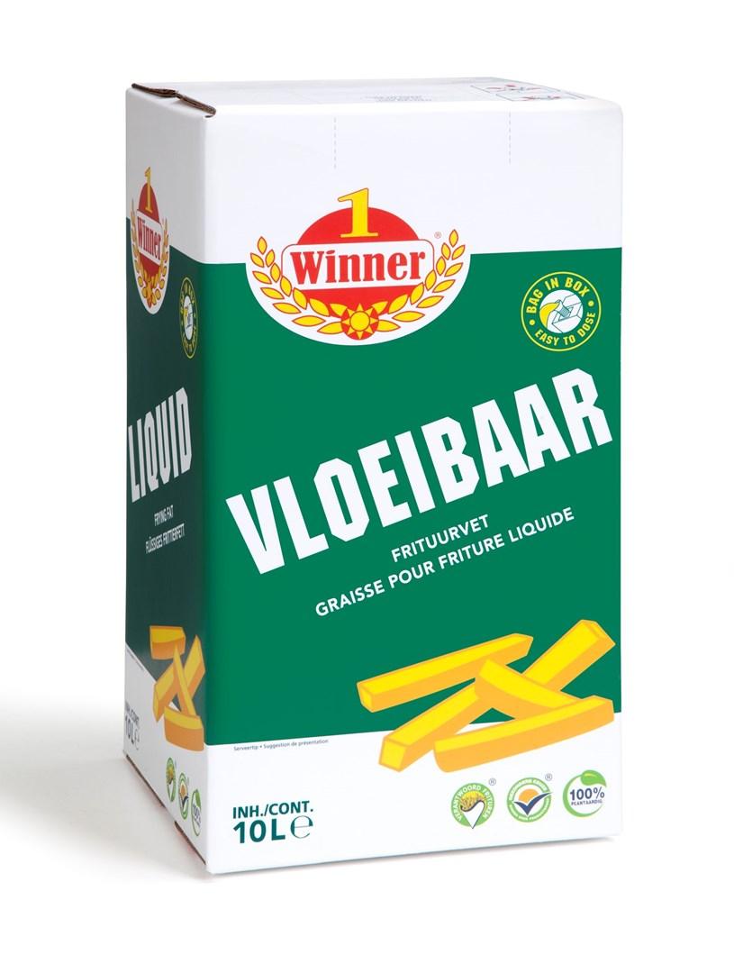 Productafbeelding Winner Vloeibaar Frituurvet BIB 10L