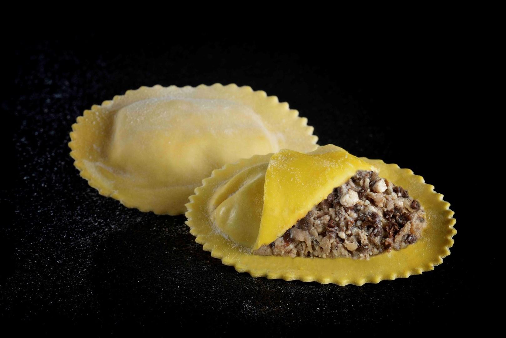 Productafbeelding Ravioloni funghi & truffel