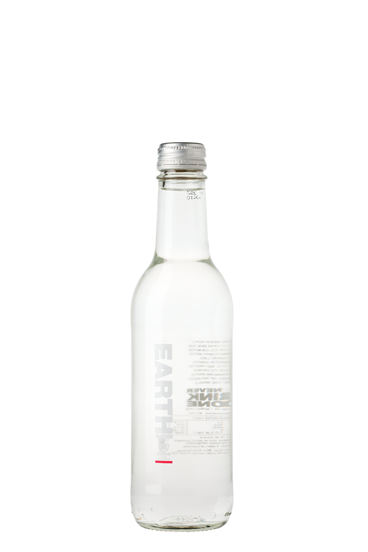 Productafbeelding EARTH Water Glas Sparkling 33 cl