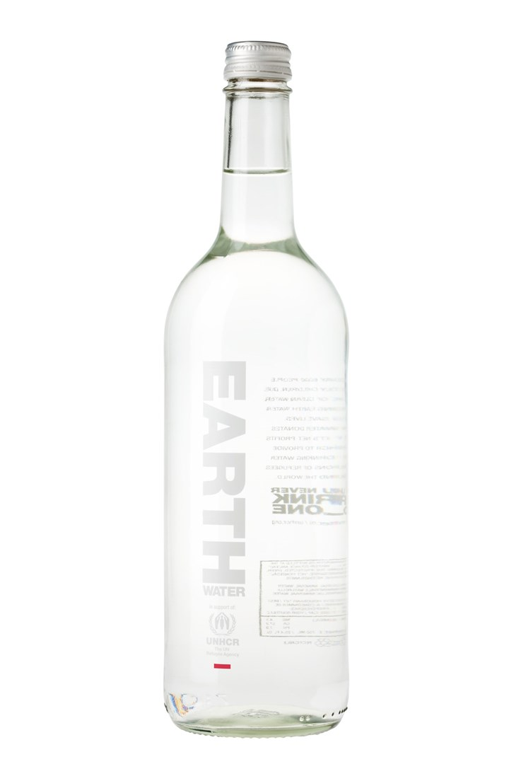 Productafbeelding EARTH Water Glas Sparkling 75 cl