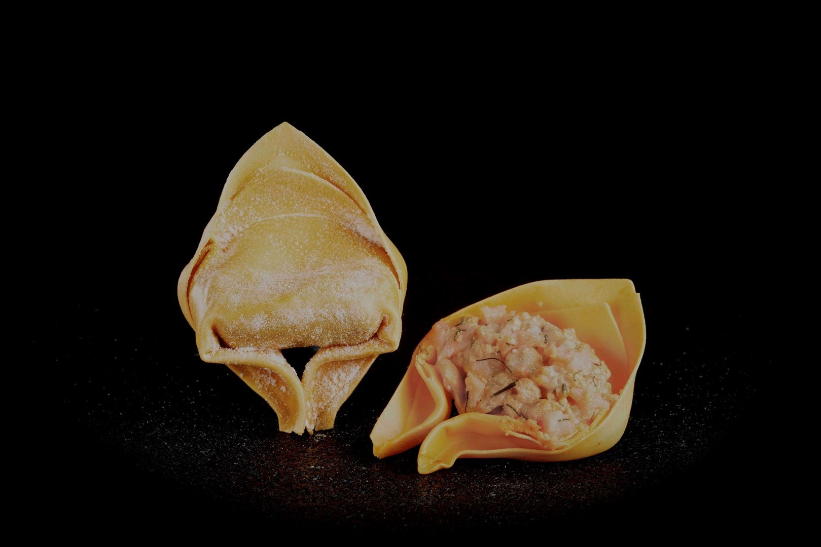 Productafbeelding TORTELLONI GIG.GEROOKTE ZALM vers 500G