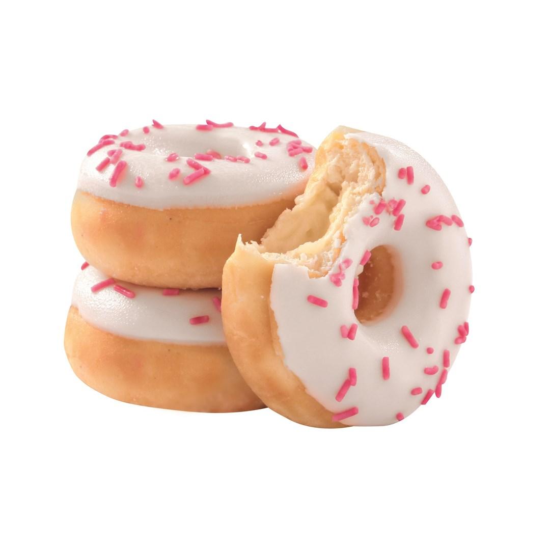 Productafbeelding Mini Donut Vanille gevuld
