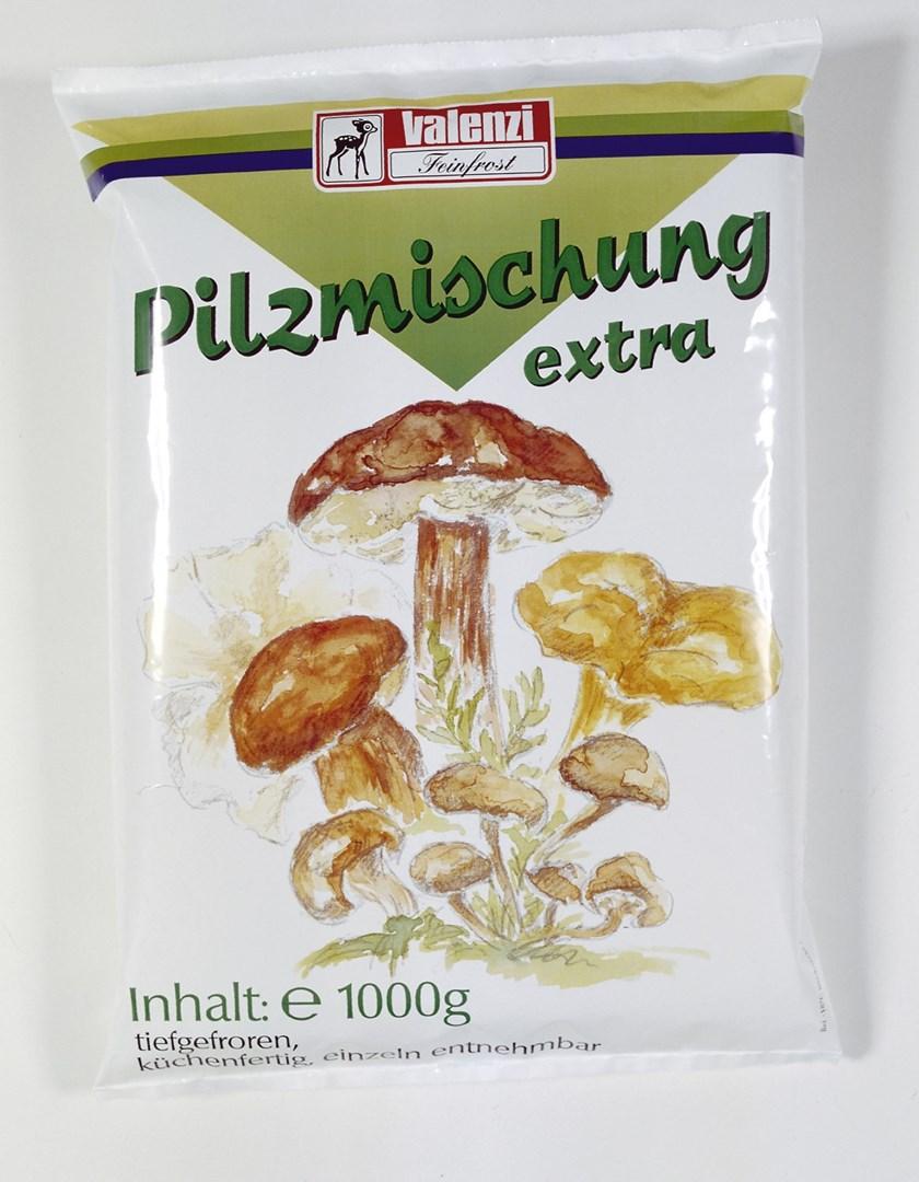 Productafbeelding Bospaddenstoelenmix 1000 g