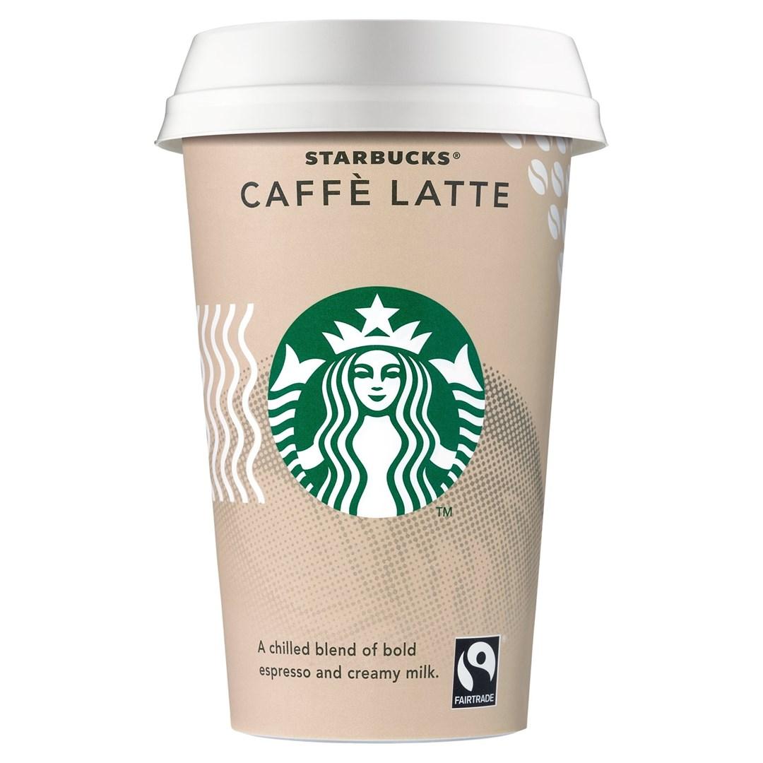 Productafbeelding Starbucks Chilled Classics seattle latte 220ml beker