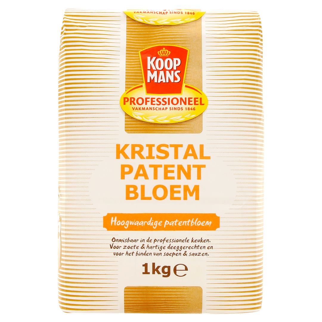 Productafbeelding Koopmans Professioneel Kristal Patentbloem 10x1kg