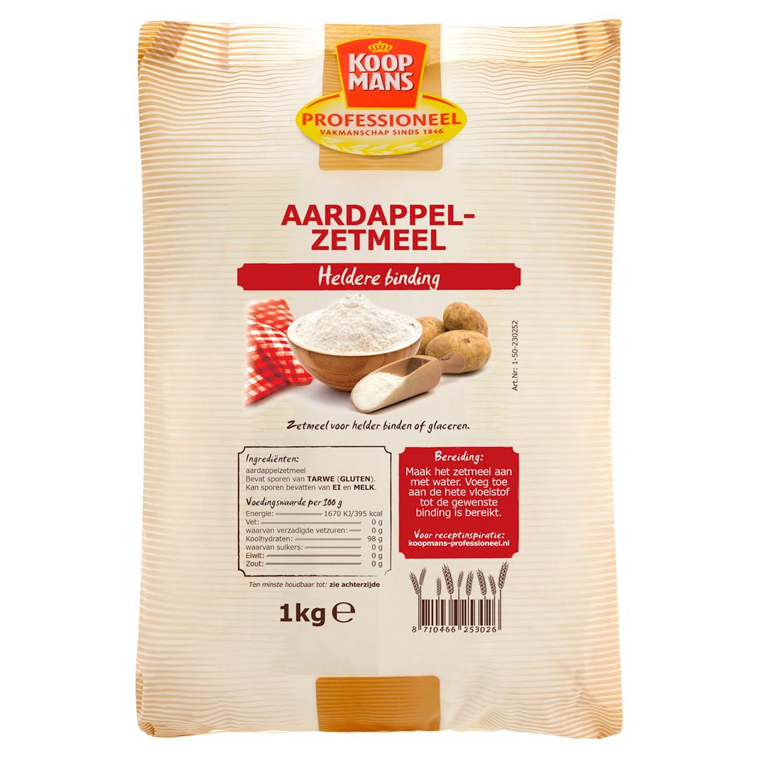 Productafbeelding Aardappelzetmeel 6X1KG
