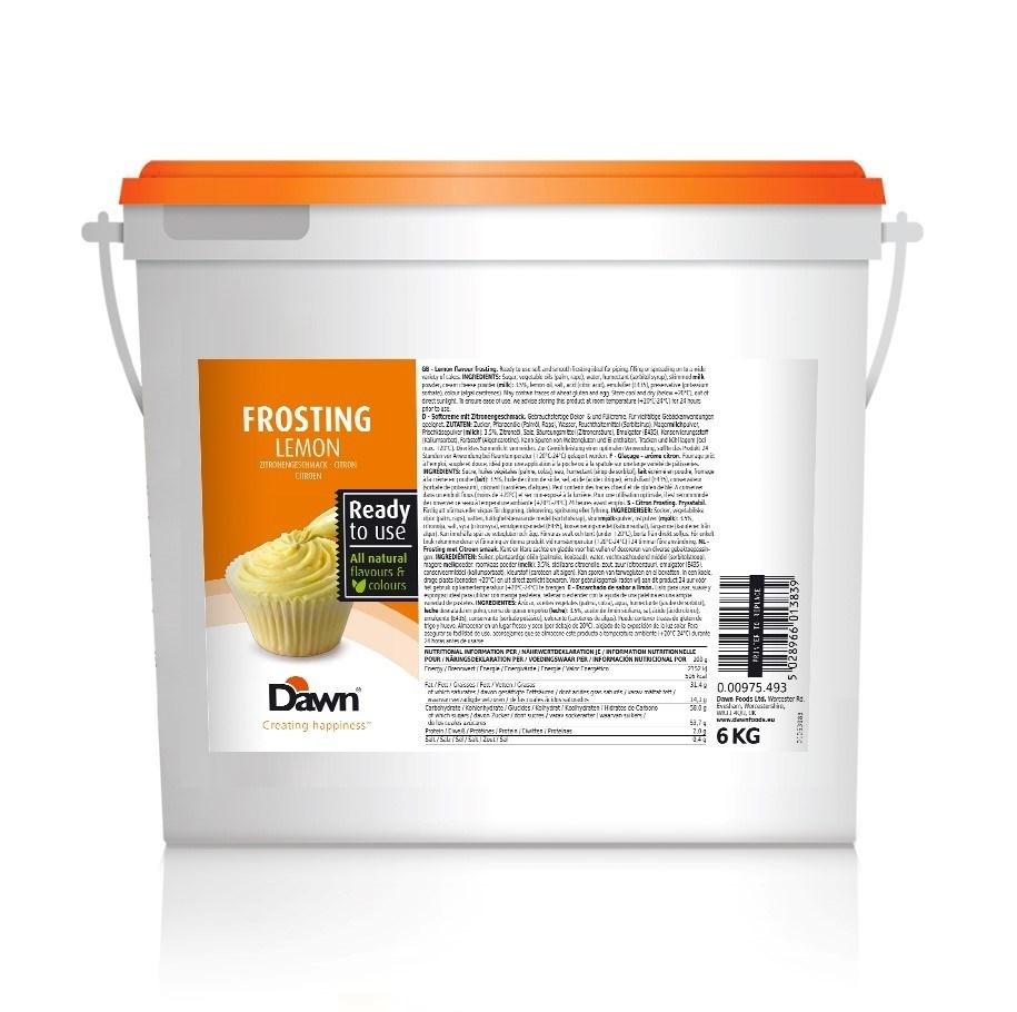 Productafbeelding  Dawn Frosting Lemon 6 KG emmer