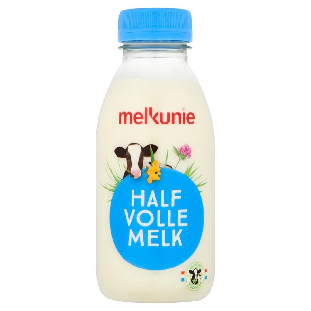 Productafbeelding Melkunie halfvolle melk 330ml