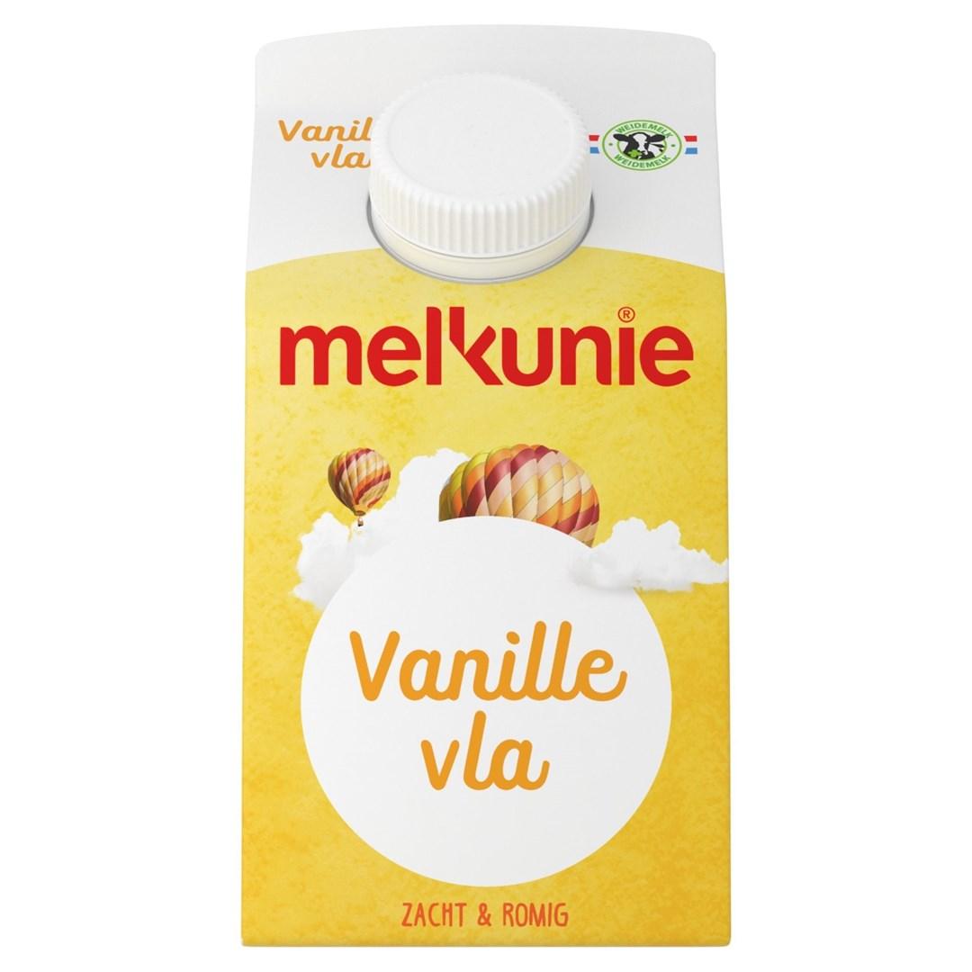 Productafbeelding Melkunie vanillevla 0,5L