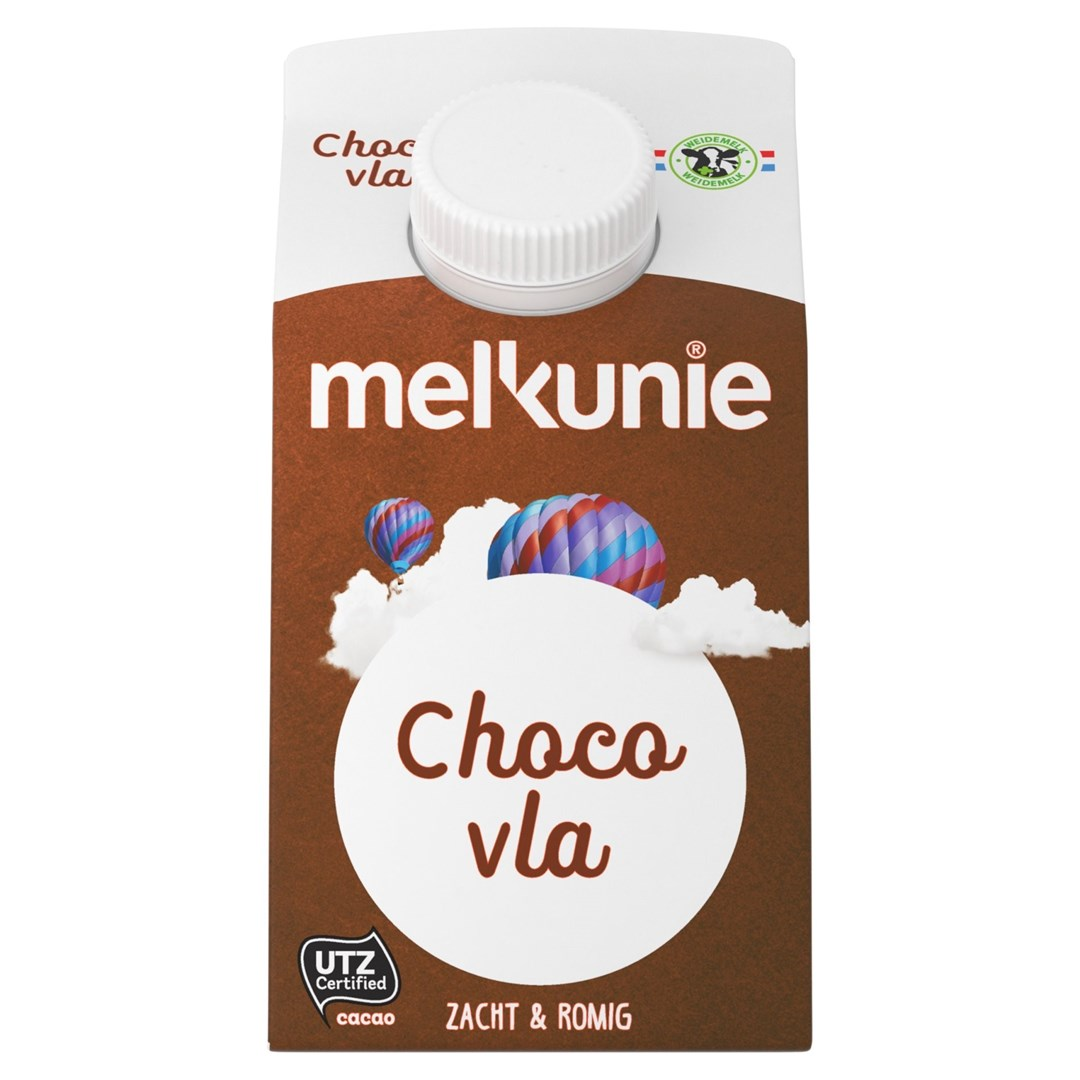 Productafbeelding Melkunie Chocolade Vla 0,5L