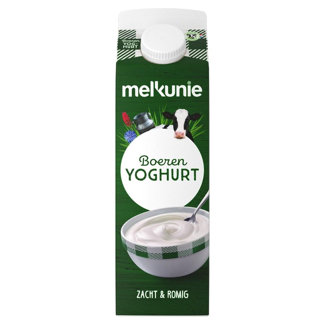 Productafbeelding Melkunie romige yoghurt 1L
