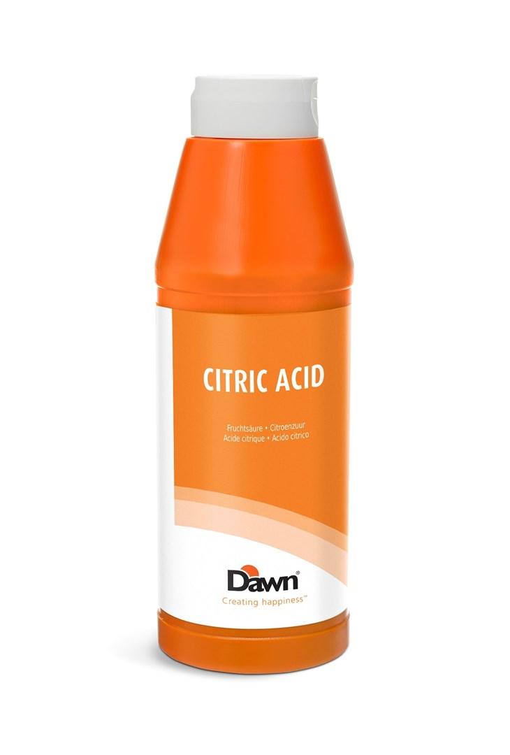 Productafbeelding Dawn Citroenzuur (vloeibaar) 1 KG fles