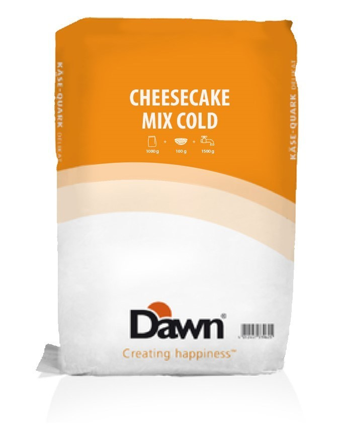 Productafbeelding Dawn Cheesecake Mix Cold 10 kg zak