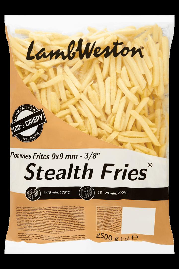 Productafbeelding Lamb Weston Frites 2500 g Zak