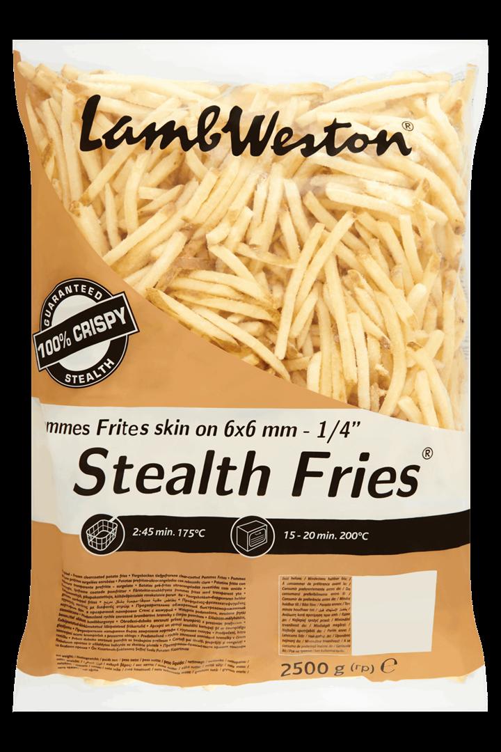Productafbeelding Lamb Weston Frites Skin on 2500 g Zak