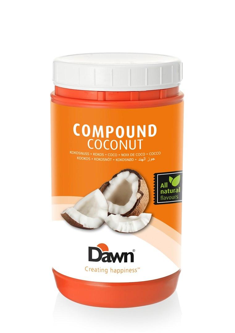 Productafbeelding Dawn Compound Coconut 1 KG pot