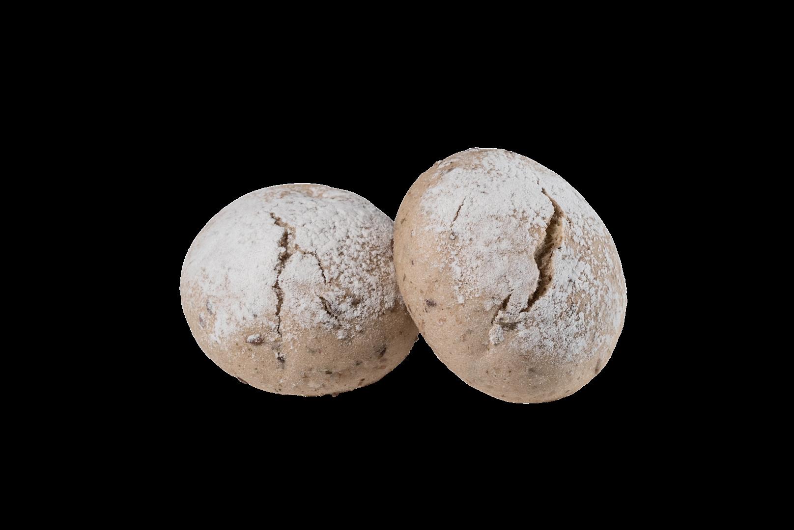 Productafbeelding Mer burgerbol midi 60 gram x 80