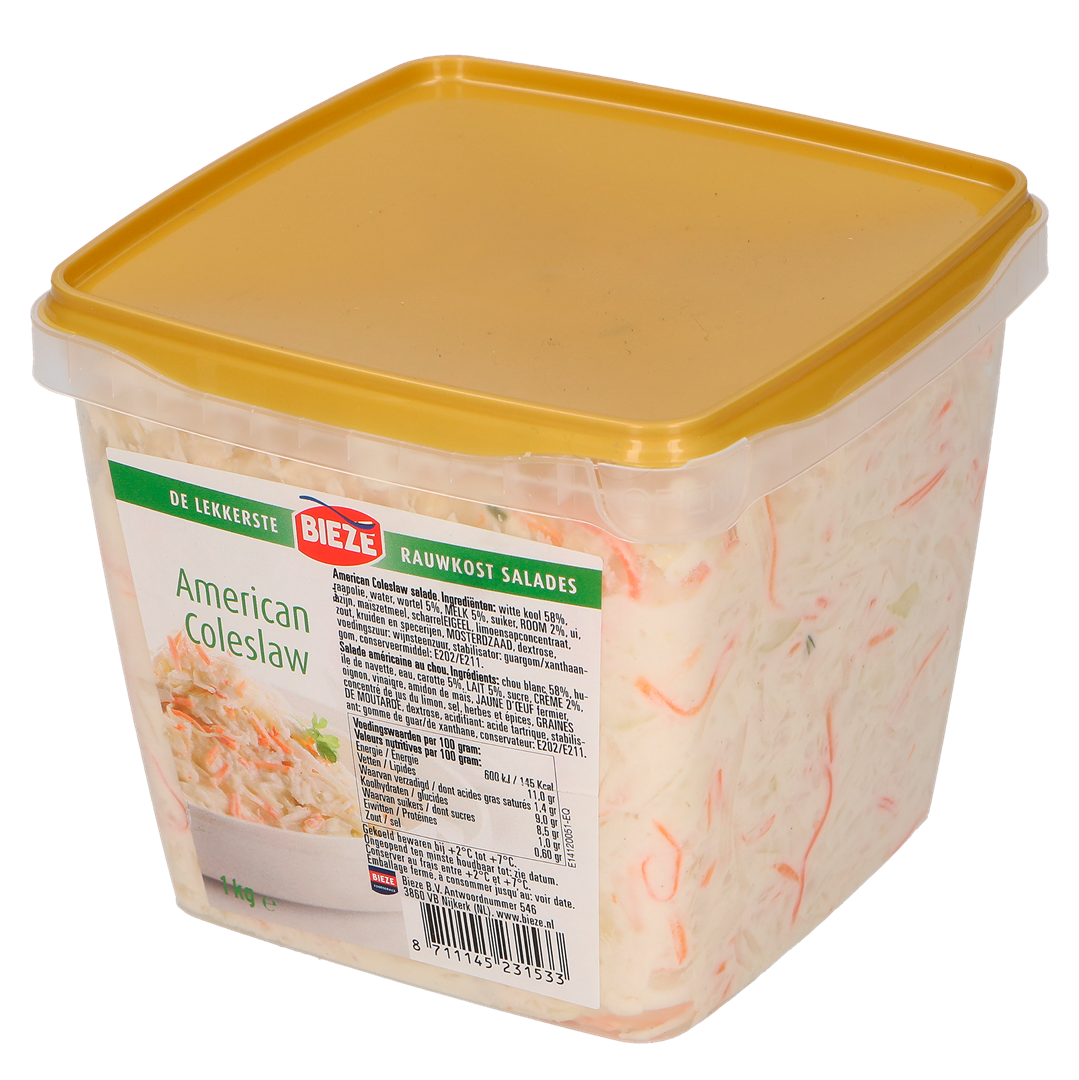 Productafbeelding American coleslaw 1kg