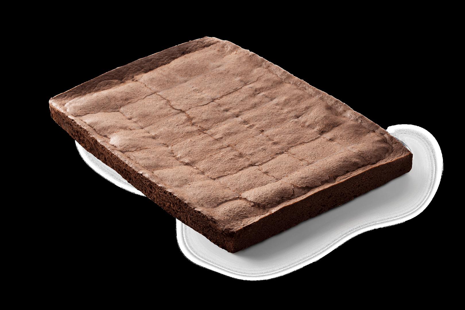 Productafbeelding Plaatcake brownie