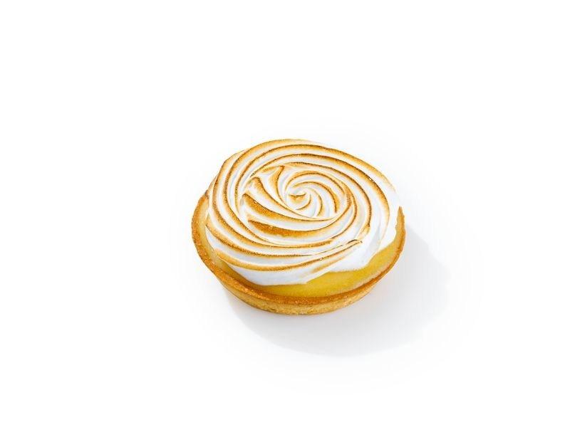 Productafbeelding Citroentaartje met meringue 100g