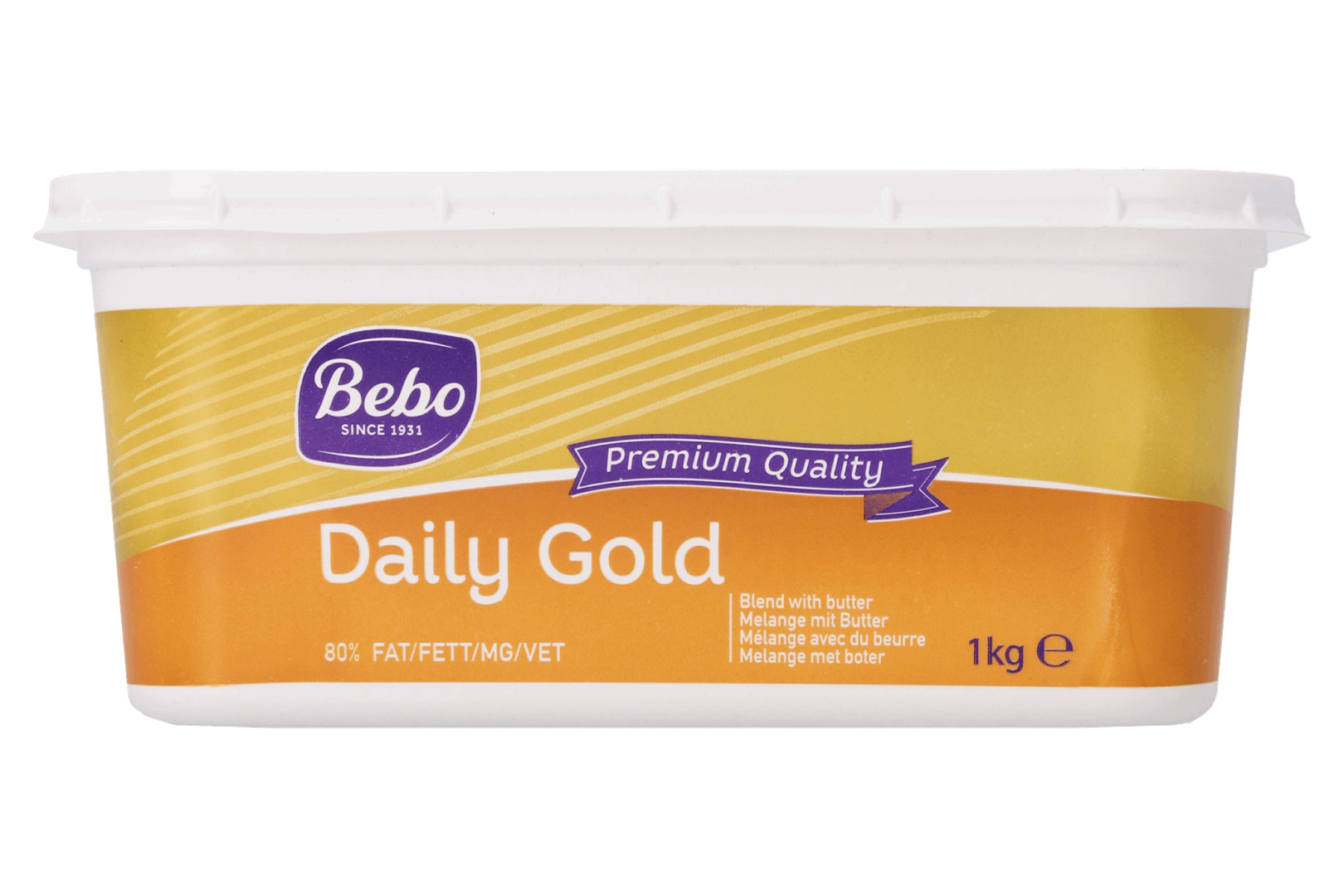 Productafbeelding BEBO Daily Gold 1kg
