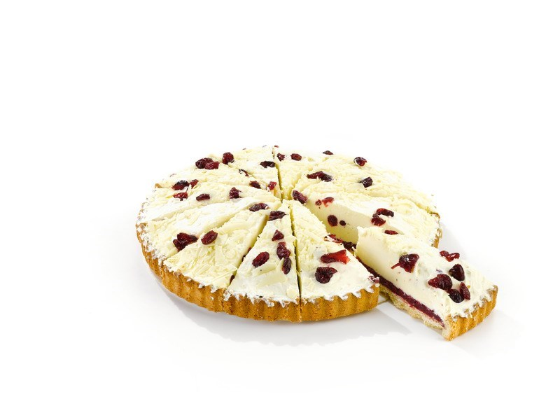 Productafbeelding A239C12 Berry & White chocolate pie